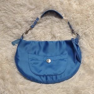 Beautiful COACH Hampton Nylon/Leather hobo